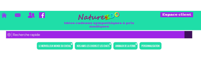 Naturekdo au top